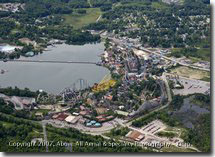 Geauga Lake Amusement Park, Aurora, OH
