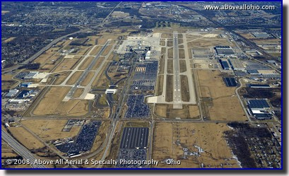 Port Columbus International Airport (CMH) in Ohio